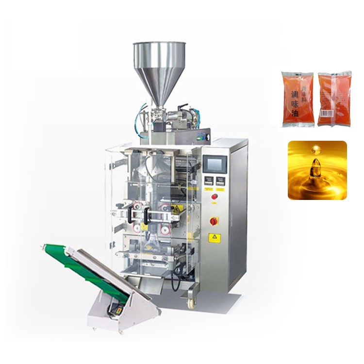 Liquid Materials Vertical Packaging Machines