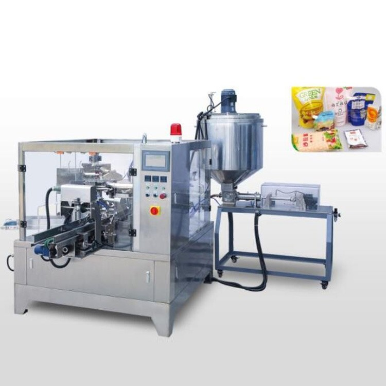 Liquid Materials Rotary Packing Machines