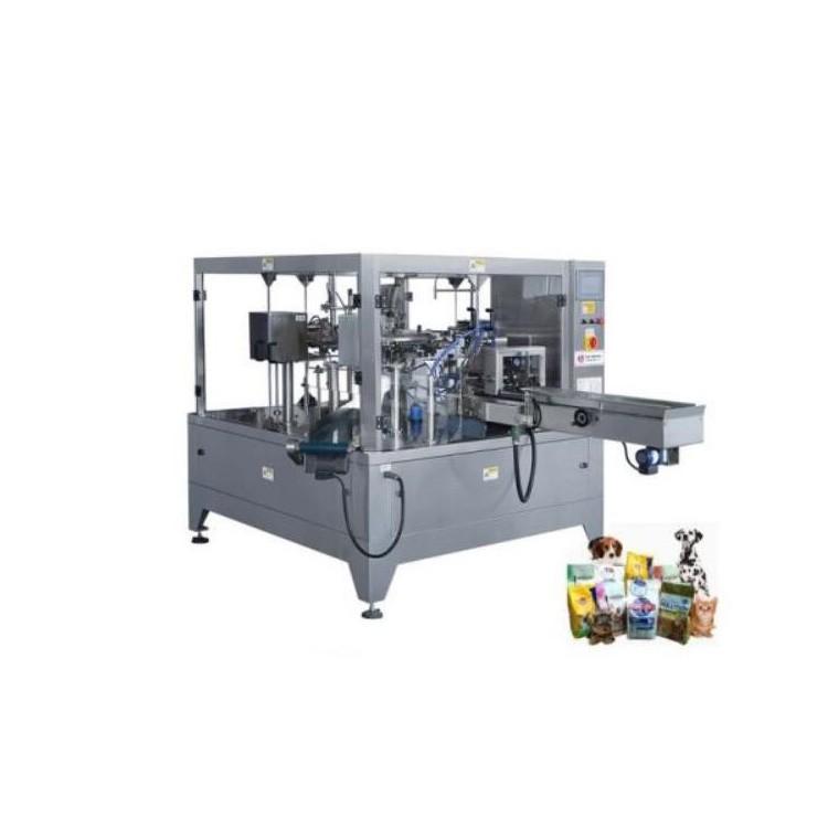Granule Materials Rotary Packing Machines
