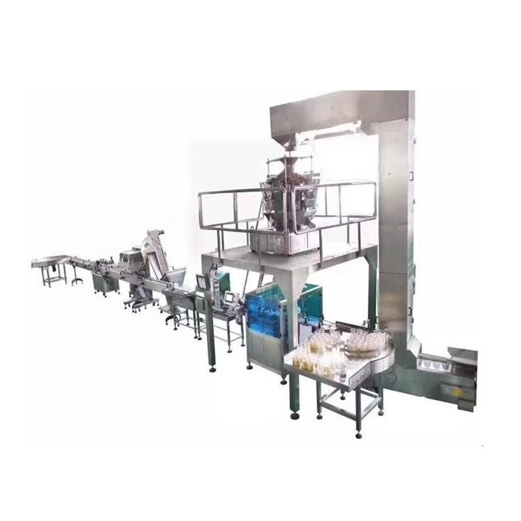 Canned Products Vertical Packaging Machines