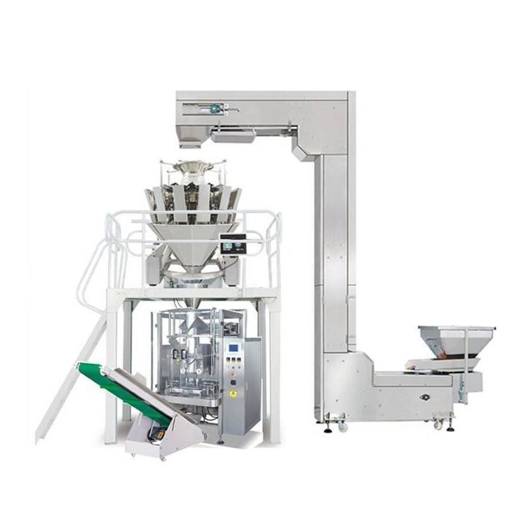 Granule Materials Vertical Packaging Machines