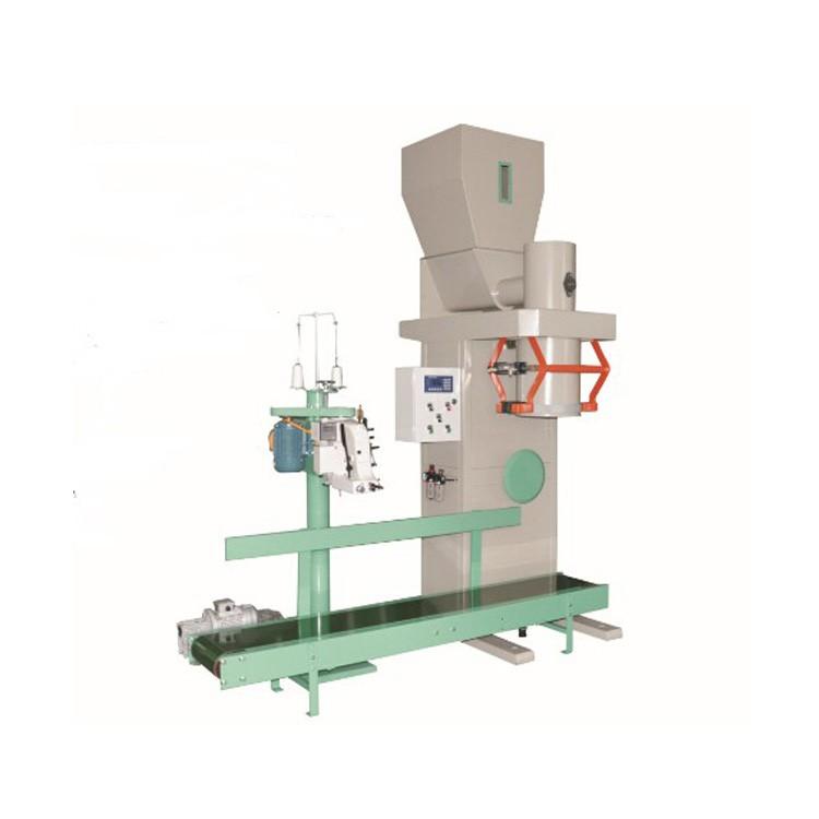 50kg Wheat Flour Packing Machine Corn Fiber Bagging System