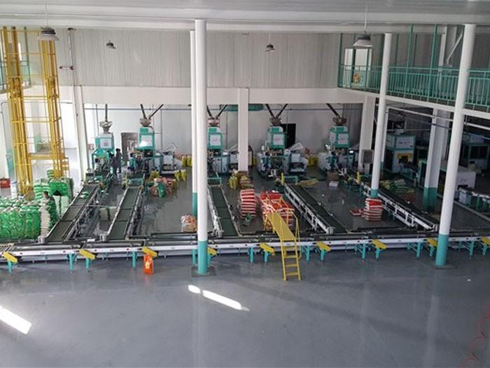 Long Ren Rice Industry