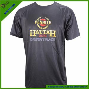 Promotional Polyester Dry Fit T-shirt