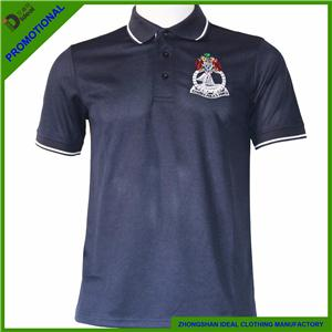 Polyester Cool Dry Polo Shirt