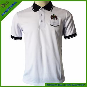 Promotional Polyester Dry Fit Polo Shirt