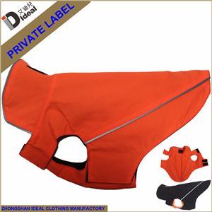 Reversible Nylon Water-proof Dog Jacket