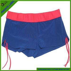 Women 4 Way Stretch Sublimation Fashion Board Shorts