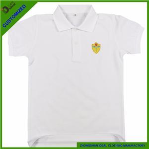 Cotton School Uniform T-shirt