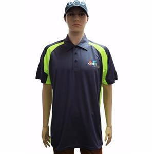Polyester Sublimation Men Polo Shrit