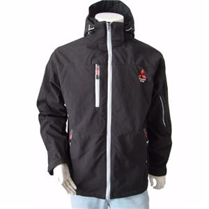 Full Zipper Water-proof And Breathable Softshell Jacket