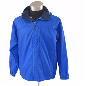 Polyester Water-proof Unisex Wind Jacket