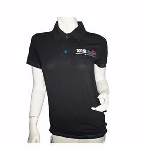 Women Cotton Lycra Polo Shirt