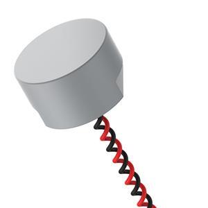 Ultralydstransducer til afstandsmåling