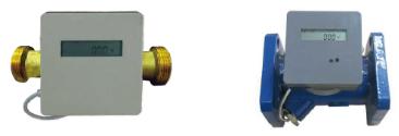 high pressure resistance ultrasonic flow sensor