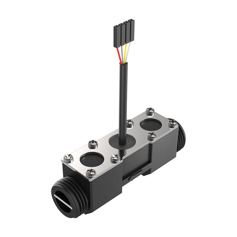 Ultrasonic Flow Sensor Module For Leakage Detection