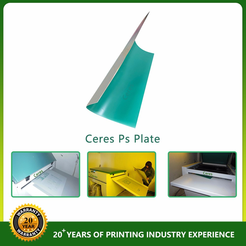 PS Plate For Offset Printing Machine