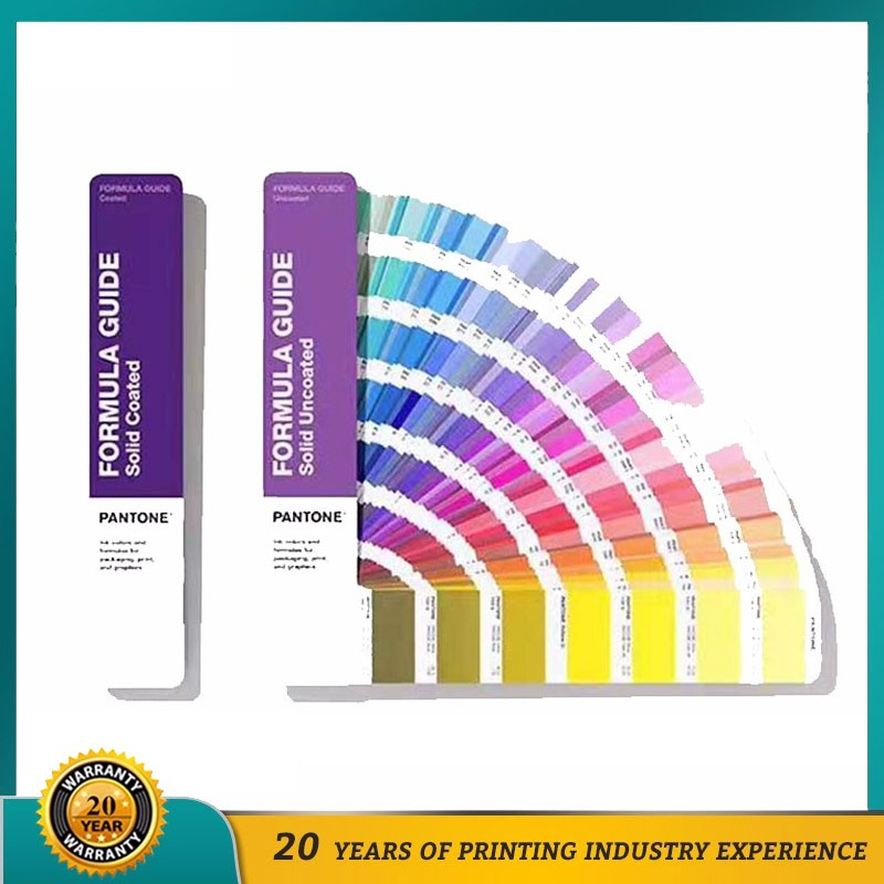 Supply Pantone Color Chart Gp1601a Formula Guide Coated Uncoated For Printing Industrial Factory Quotes Oem