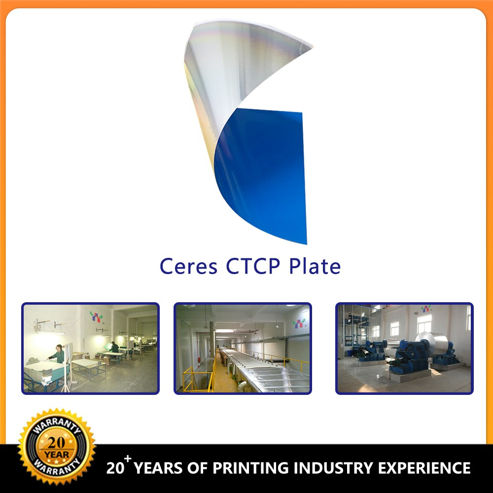 CTP Thermal Plates For Offset Machine