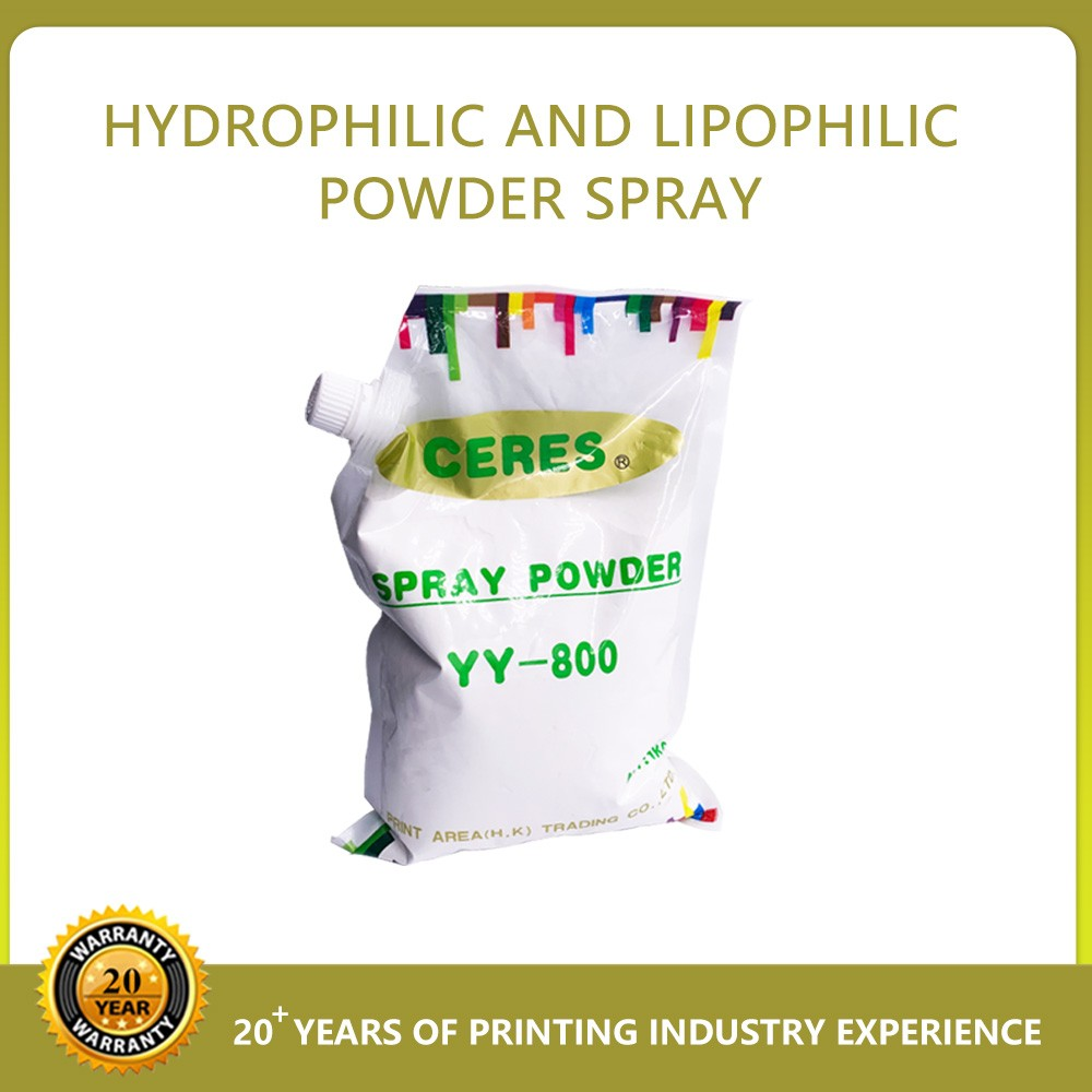 Ceres YY-500 Anti Set Off Spray Powder