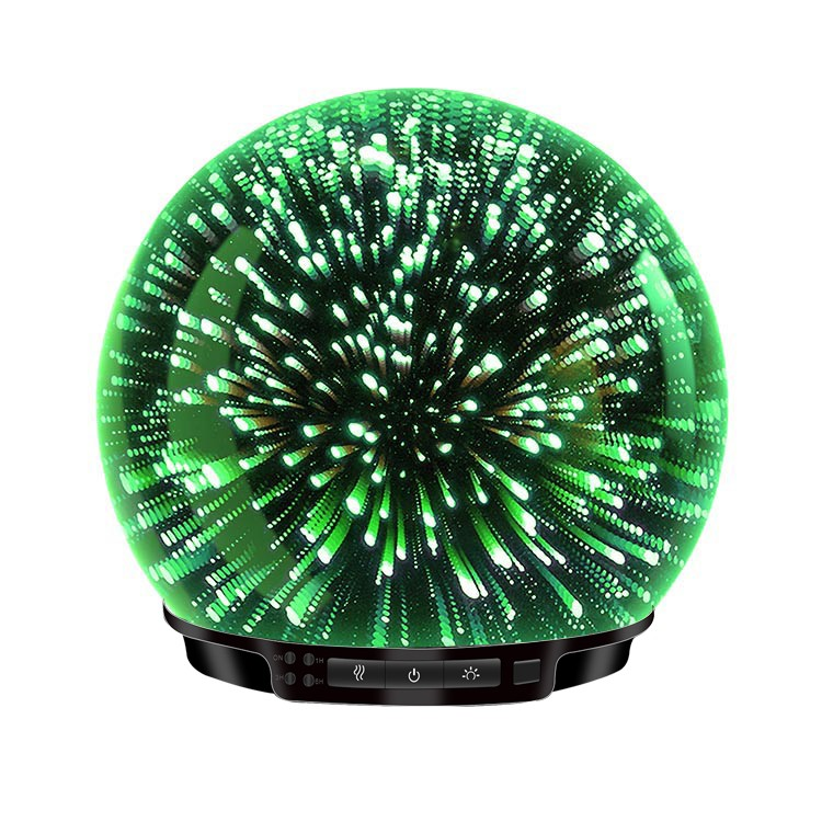 Ultrasonic Electric Aromatherapy Essential Oil Diffuer