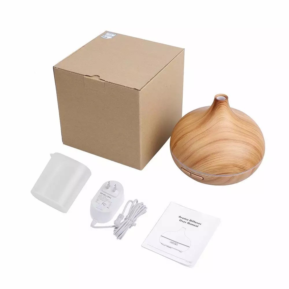 Wood Grain Ultrasonic Oil Diffuser Manufacturers, Wood Grain Ultrasonic Oil Diffuser Factory, Supply Wood Grain Ultrasonic Oil Diffuser