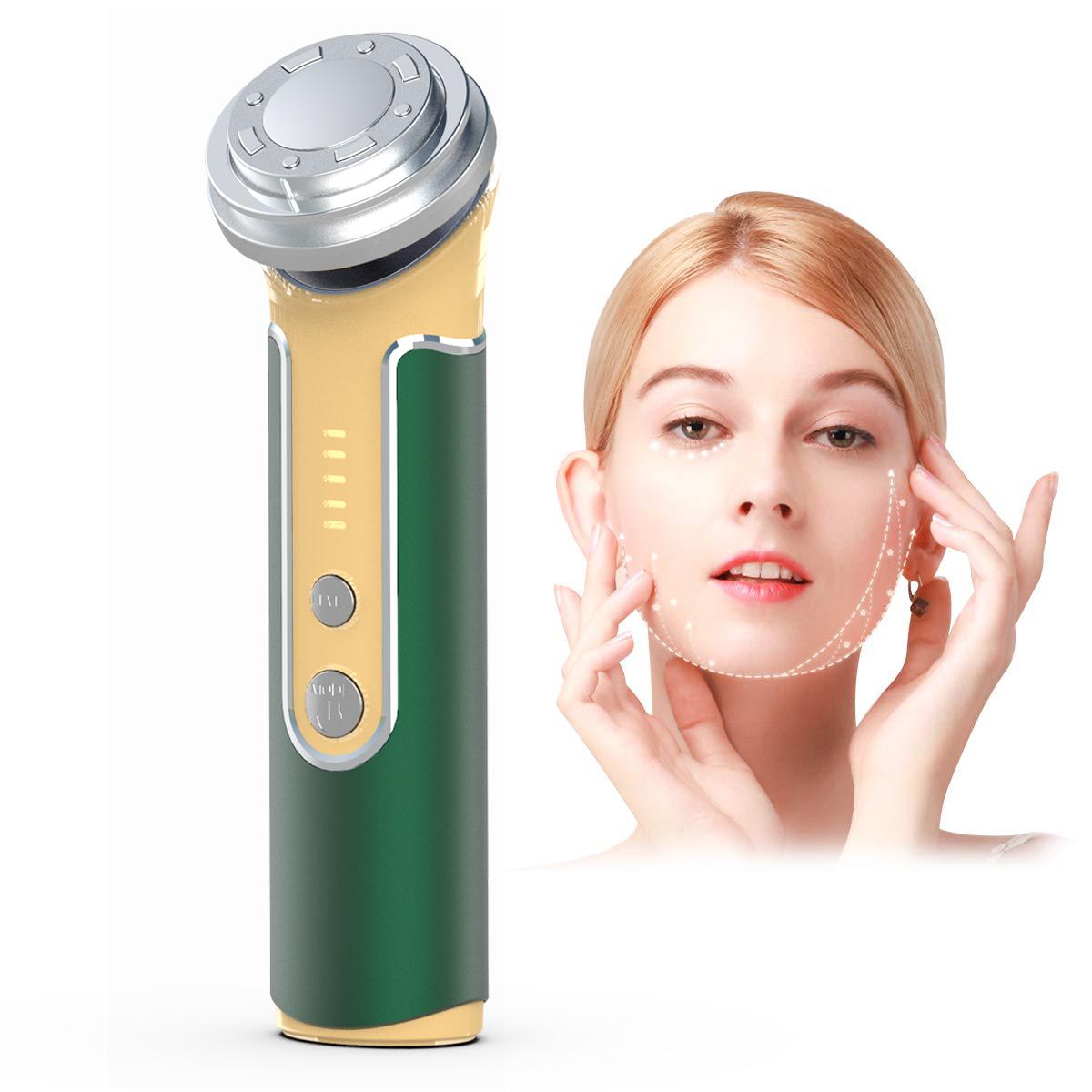 Beste multifunktionale Ultraschall-Vibrations-Tiefenreinigungs-Schönheitsausrüstung