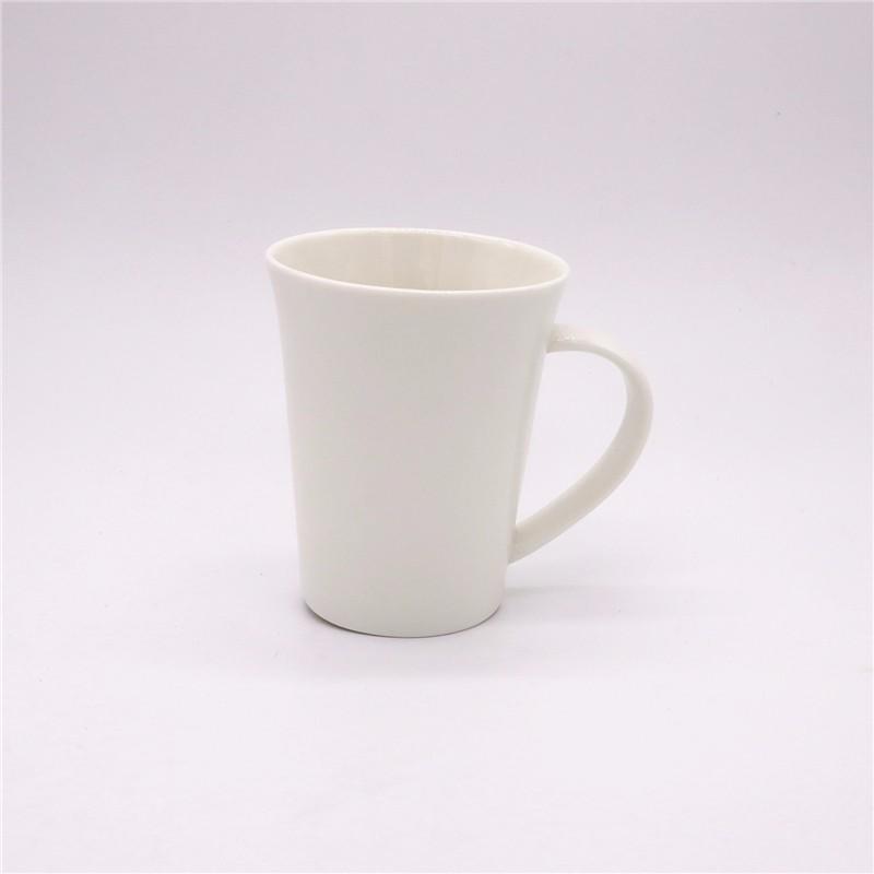 White Ceramic Coffee Mugs