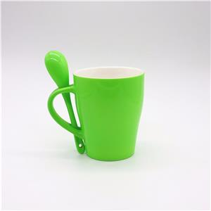 Client Demand Ceramic Coffer Mugs