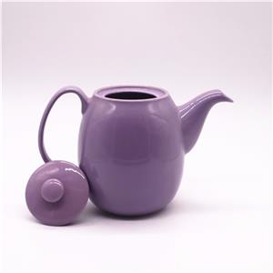 Ceramic Glazed Teapot