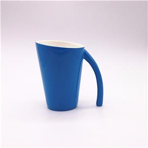 Customer Shape Ceramic Coffee Mugs