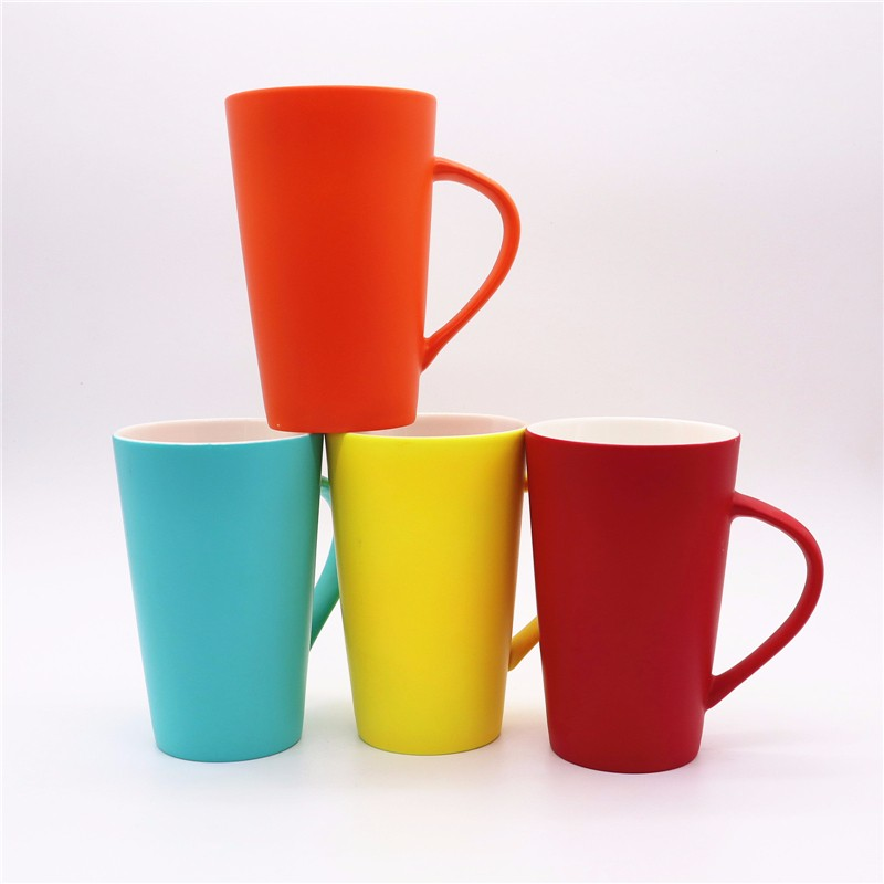Cryogenic Matt Color Spray Ceramic Mugs Manufacturers, Cryogenic Matt Color Spray Ceramic Mugs Factory, Supply Cryogenic Matt Color Spray Ceramic Mugs