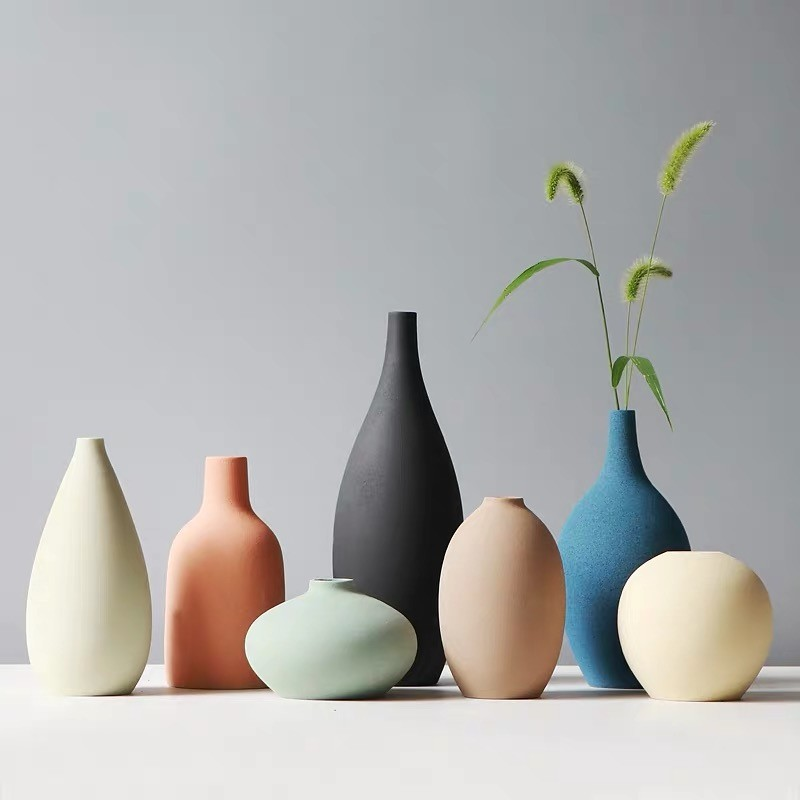 Special Shaped Ceramic Plant Pot