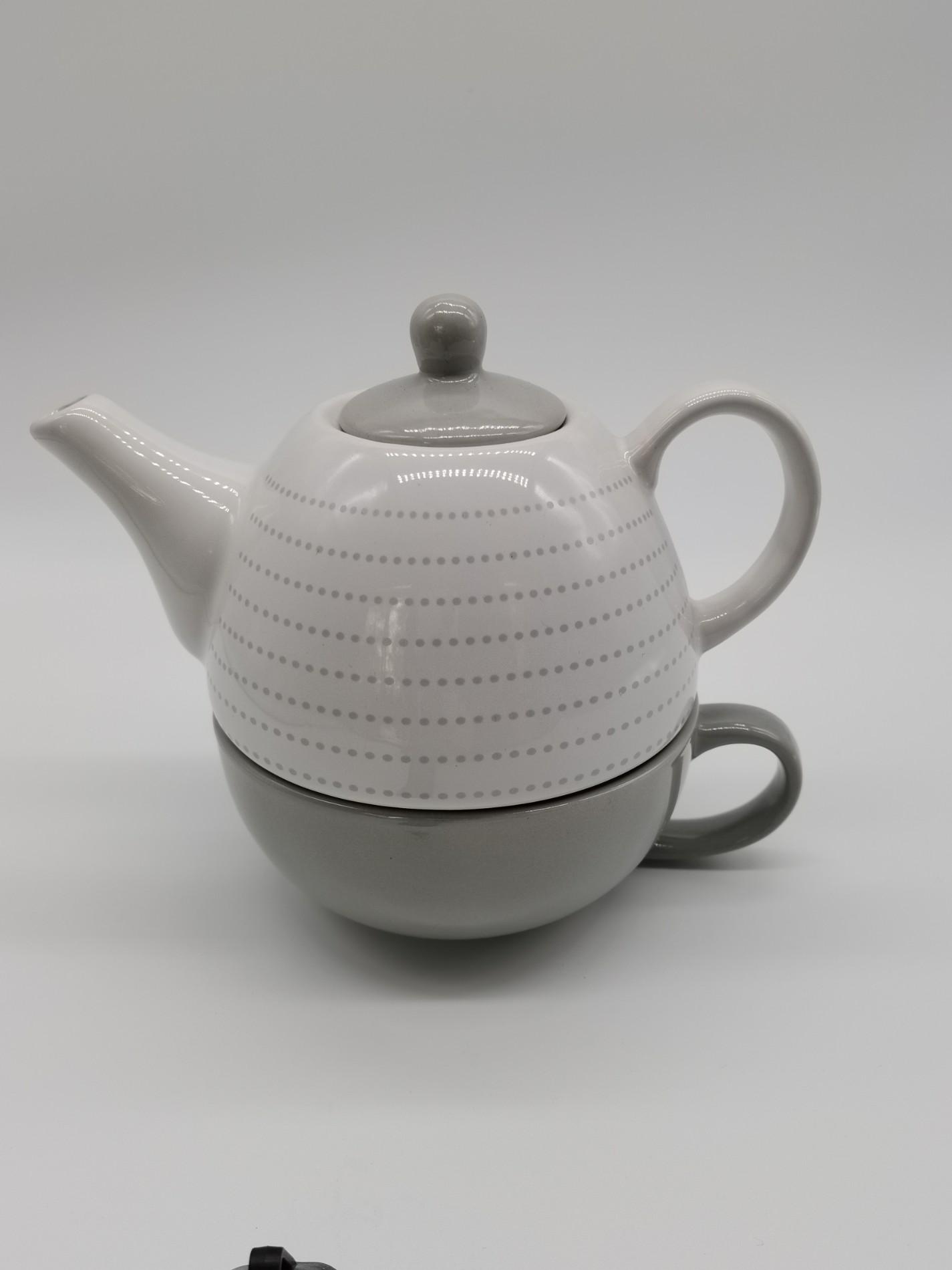 Heat Resistant Ceramic Teapot