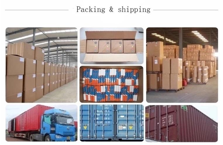 packing & logistics