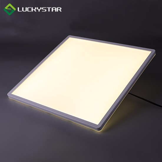 LED Ceiling Light 22W Square 420mm 16.5inch Slim Design