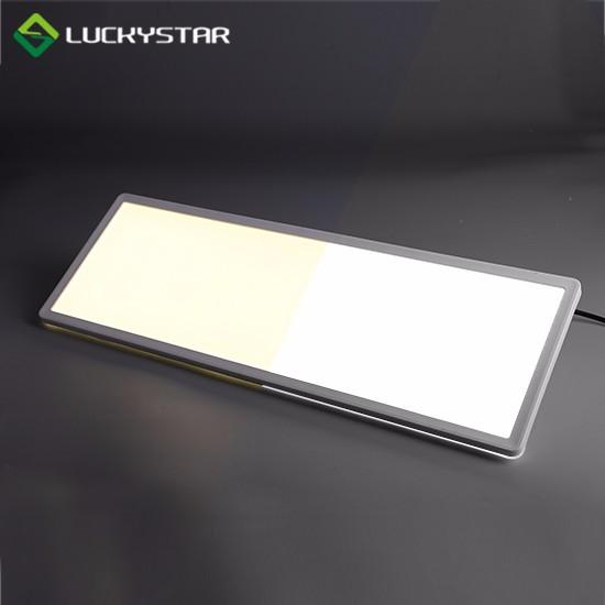 CCT LED Deckenleuchte 22W Rechteck 580mm x 200mm schlankes Design