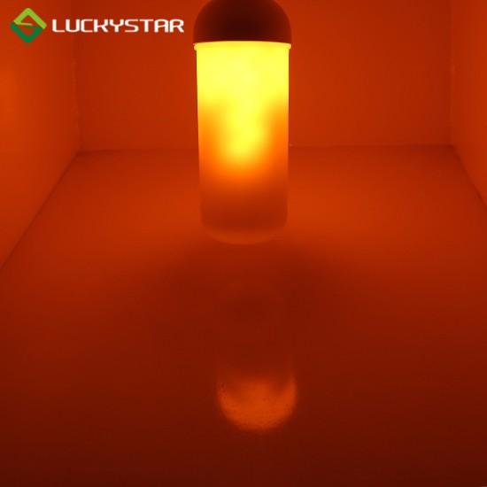 3W LED Flammenlampe mit Schwerkraftsensor