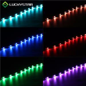 2er Pack 24 Zoll RGB USB Tape Light