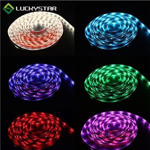 32FT Indoor Outdoor RGBW LED Flexible Tape Light Kit