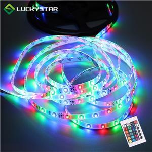 16FT Indoor RGB LED Flexible Tape Light Kit