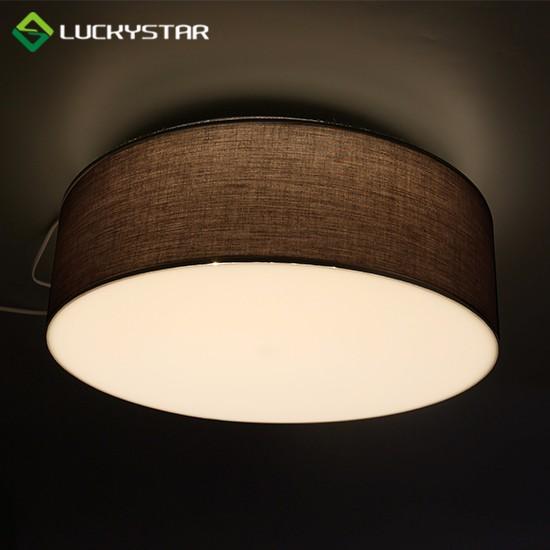 400MM LED Ceiling Light Grey Shade