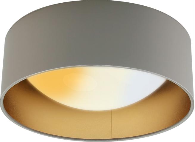 LED-Stoff-Deckenleuchte LS7D15-2403-1G