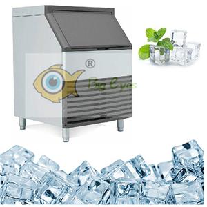 How Block ice machine works?