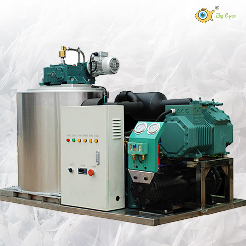 Industrial ice maker flake ice 10Ton/Day