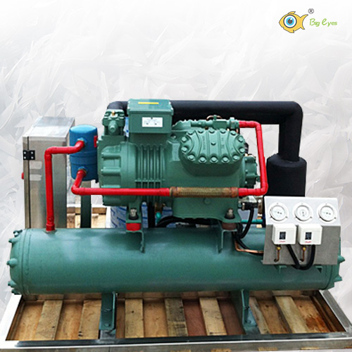Industrial seawater Ice maker 5Ton/Day