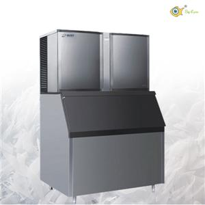 milk tea shop pellet ice maker