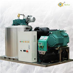 Small ship ice maker with ice flake 1Ton/Day