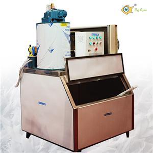 0.5 Ton flake ice machine with fresh water