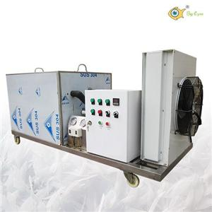 Medium sized ice bricks making machine 15T/Day